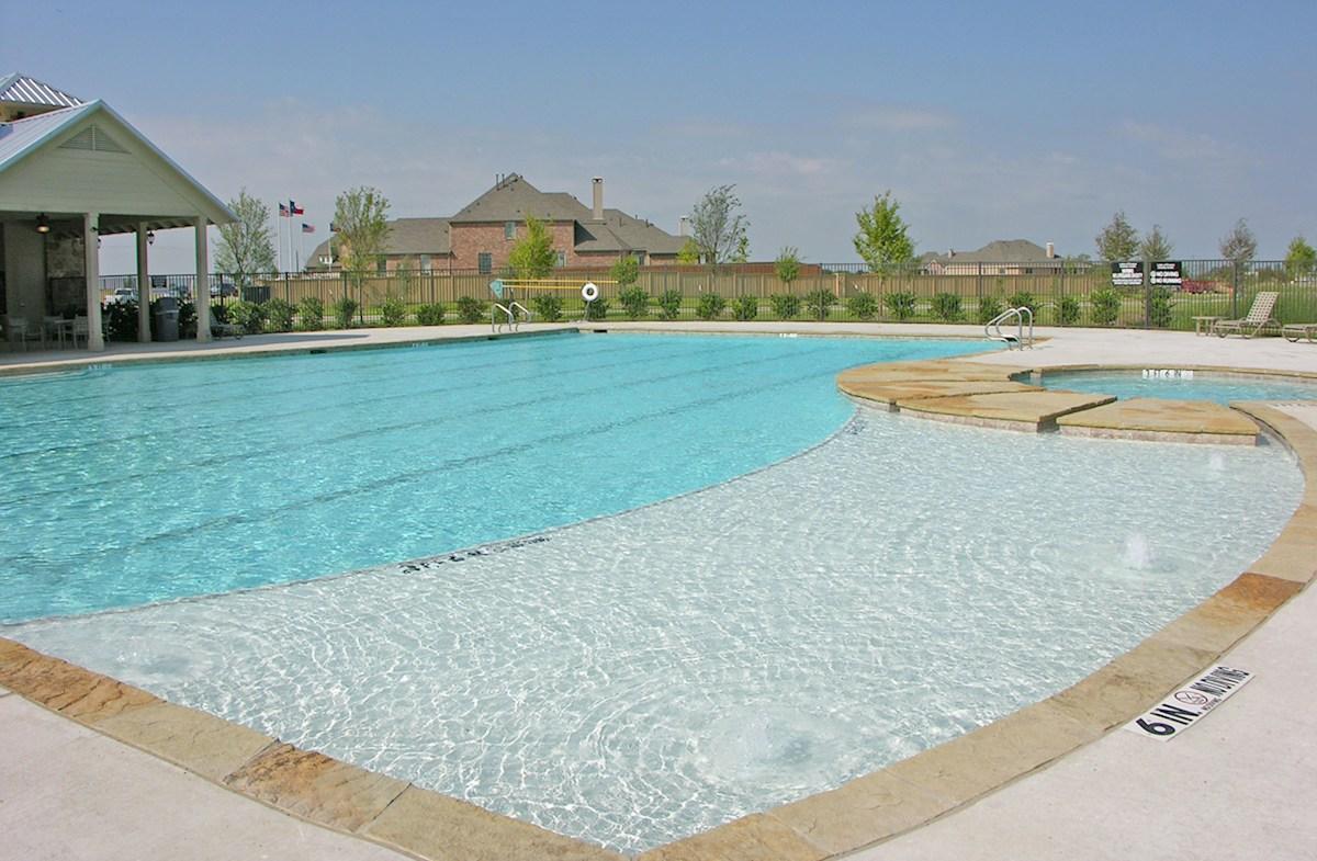 Lakes of Prosper Amenity Center Pool