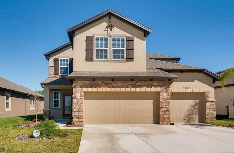 Captiva Elevation Tuscan L quick move-in