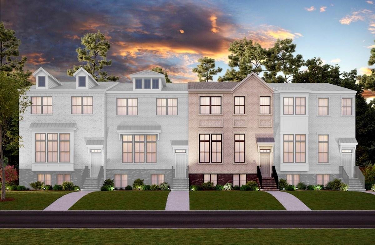 Sumter II Elevation Urban Lifestyle L