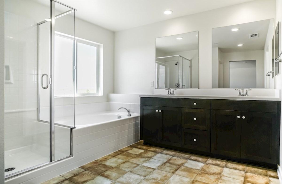 Manzanita quick move-in Manzanita- Master Bathroom