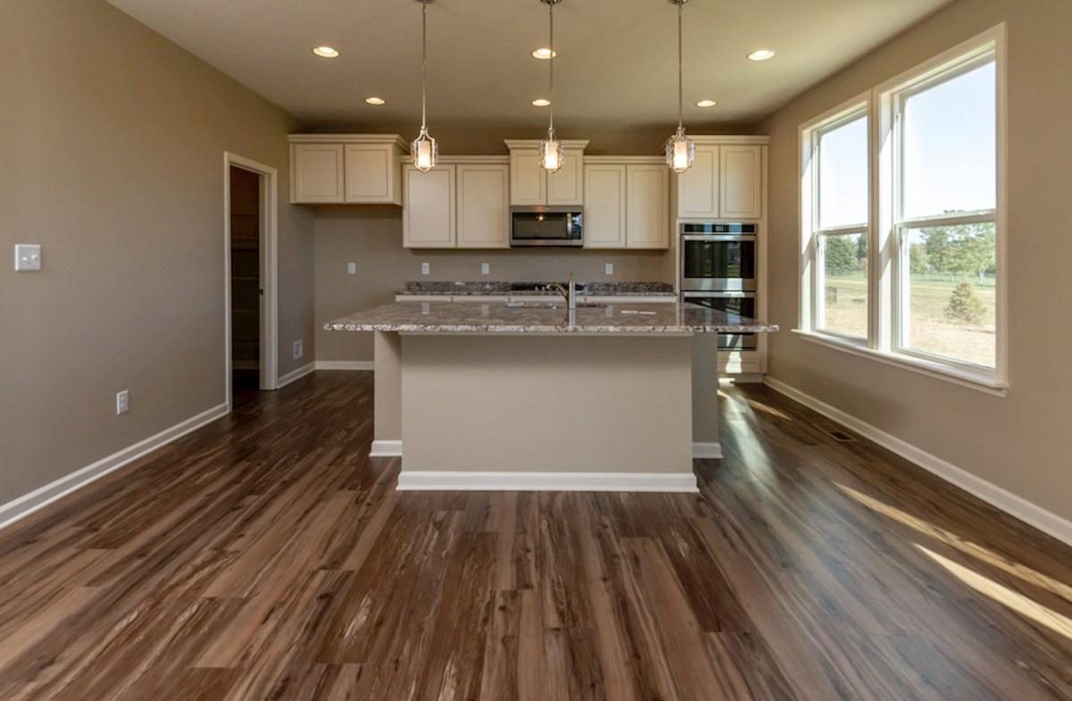 Porter quick move-in Gourmet kitchen with quartz countertops