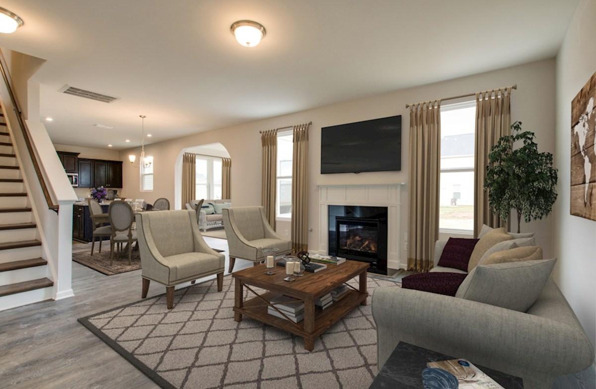 Concord quick move-in cozy great room