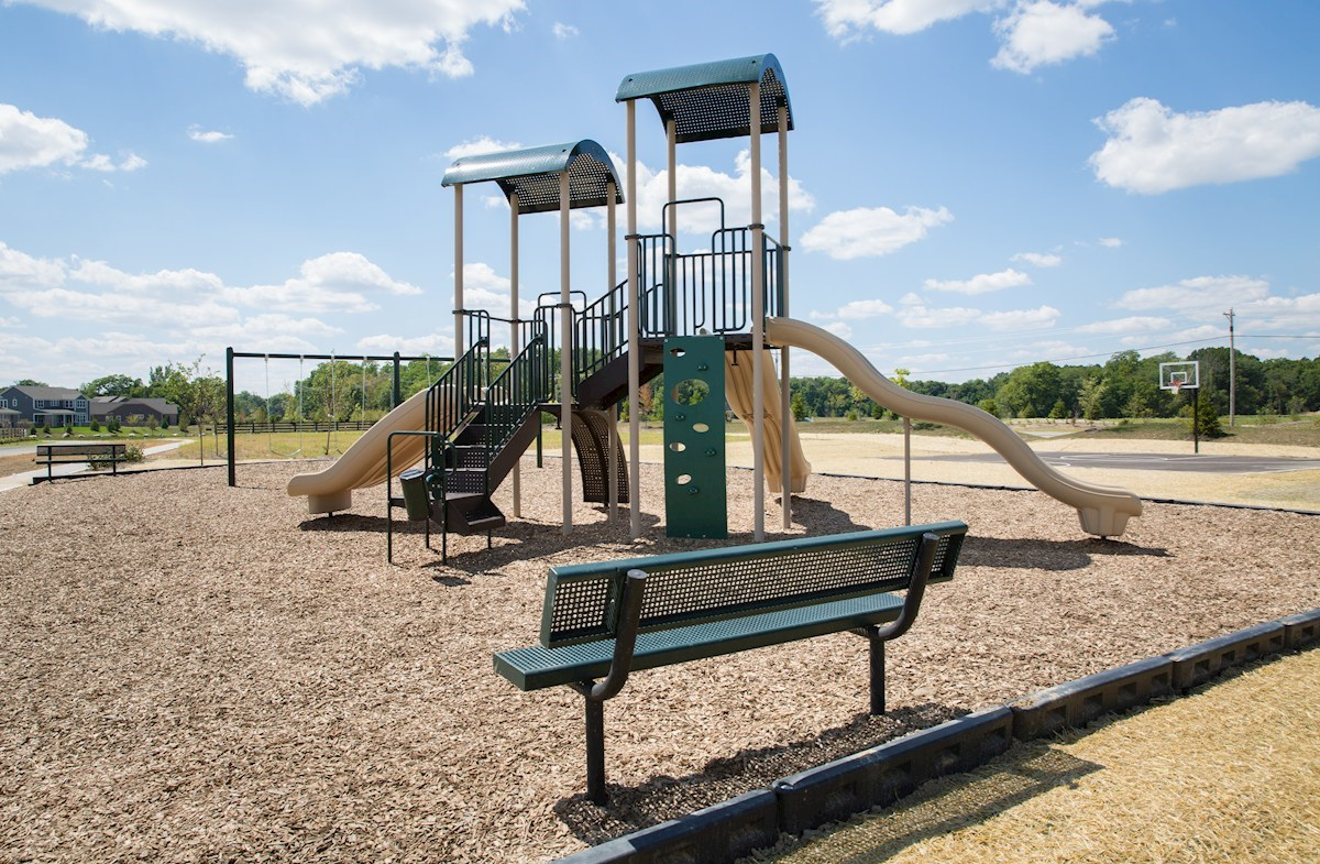 Convenient playground for family time
