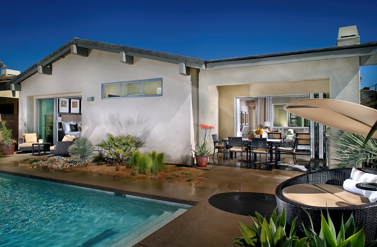 Vermillion at Escena Residence 4 Entertain in style in your backyard oasis
