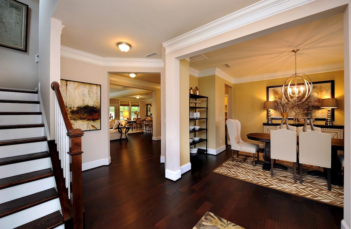 Stillwater Belmont stunning foyer