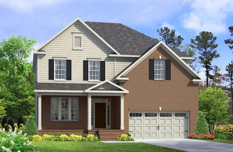Somerset Elevation Traditional N quick move-in