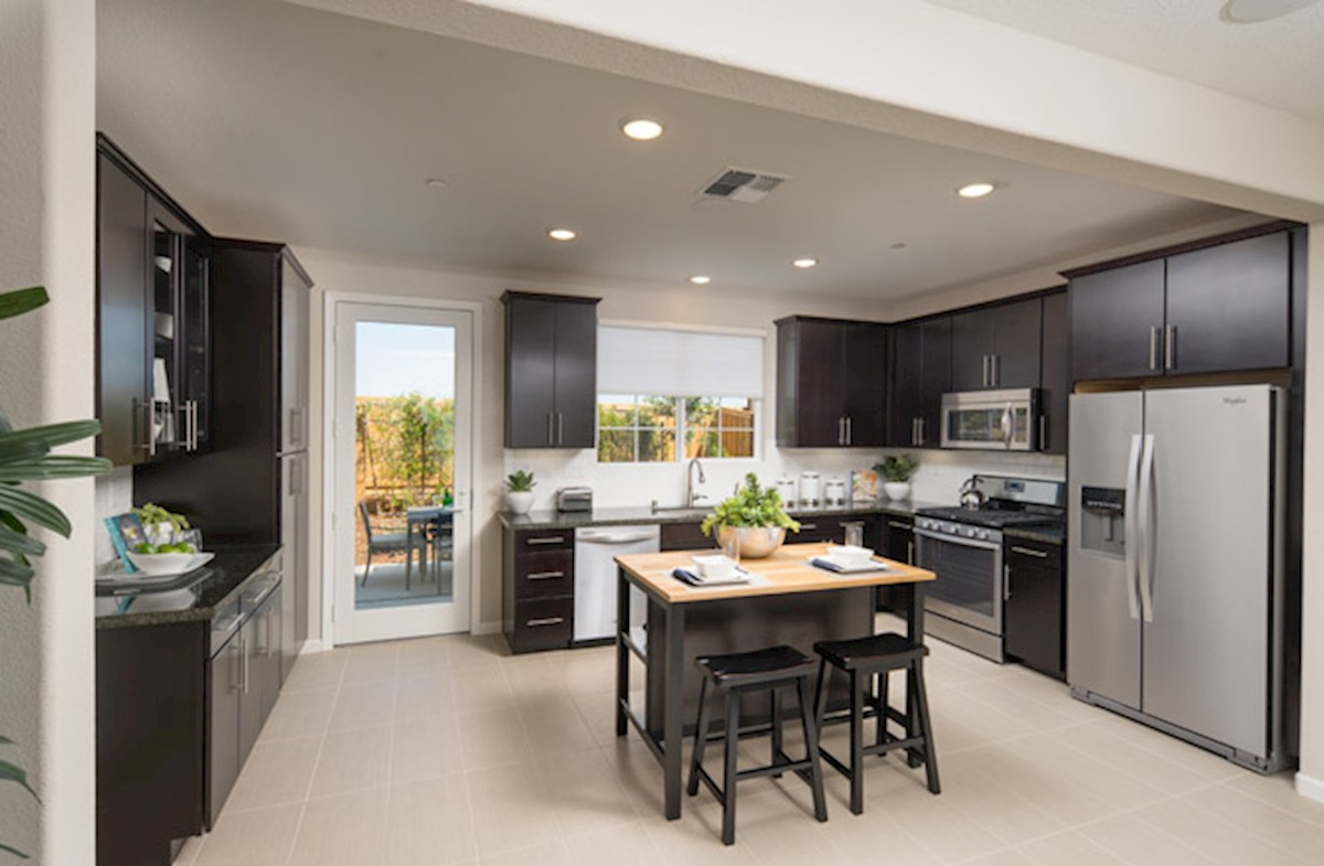 Natomas Field Residence 2 chef-inspired kitchen