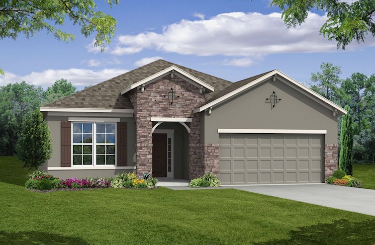 Jessup III Elevation Tuscan L