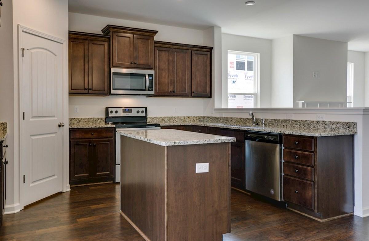 Harper quick move-in chef-inspired kitchen