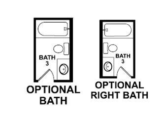 Choice options for 2nd Floor Loft