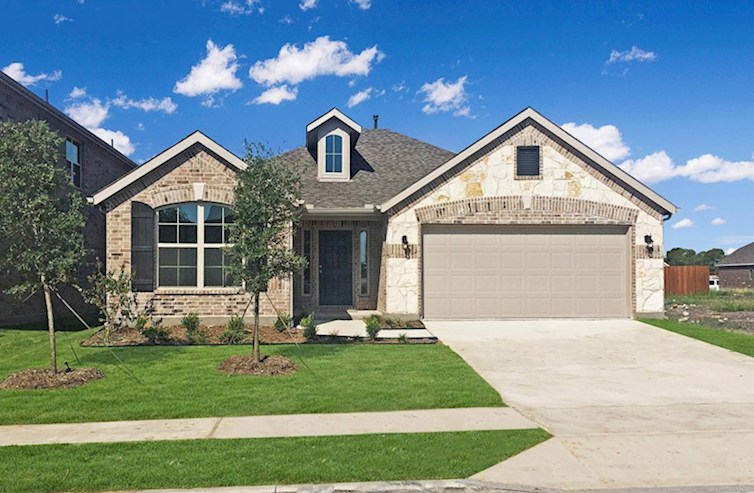 Baxter Elevation French Country L quick move-in