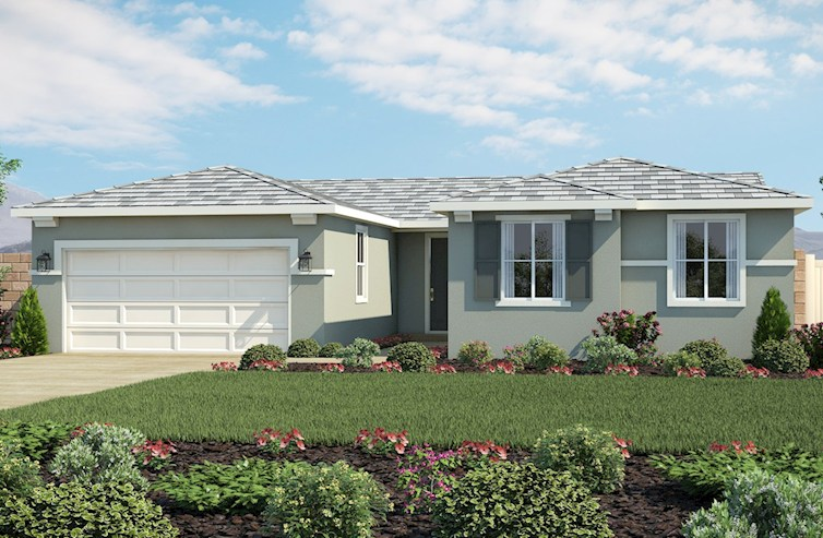 Plan 1 Elevation Traditional A