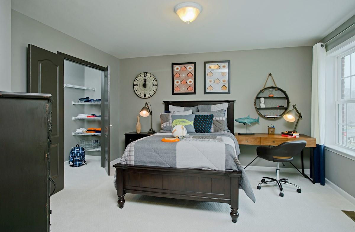 Wincopia Farms Lexington enlarged secondary bedroom