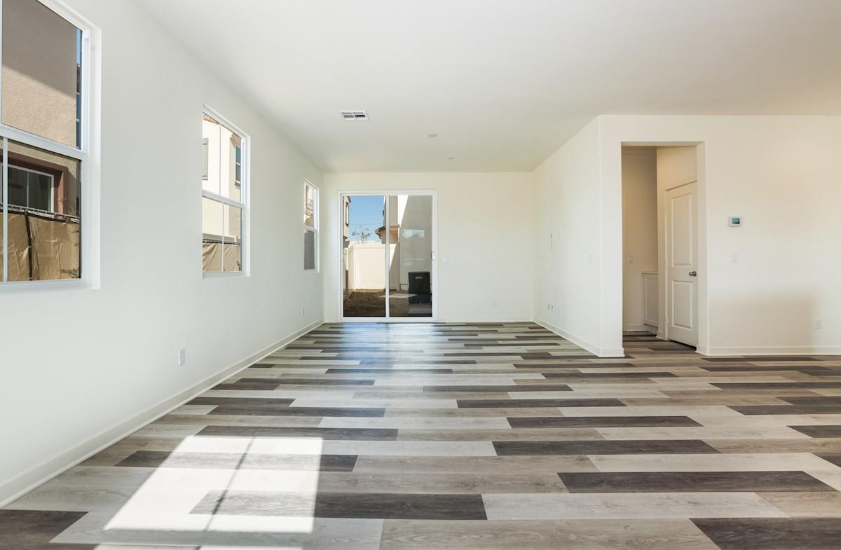 Primrose quick move-in open-concept great room