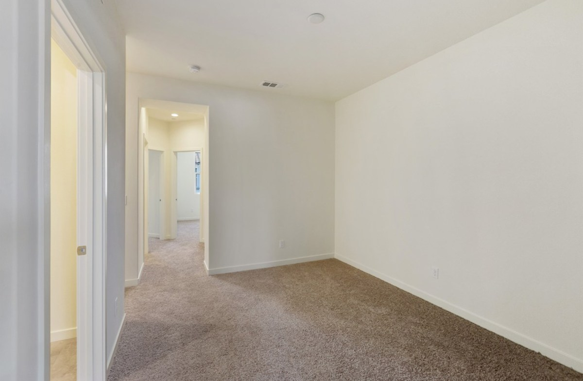Foxtail quick move-in The loft provides additional space needed for family entertainment