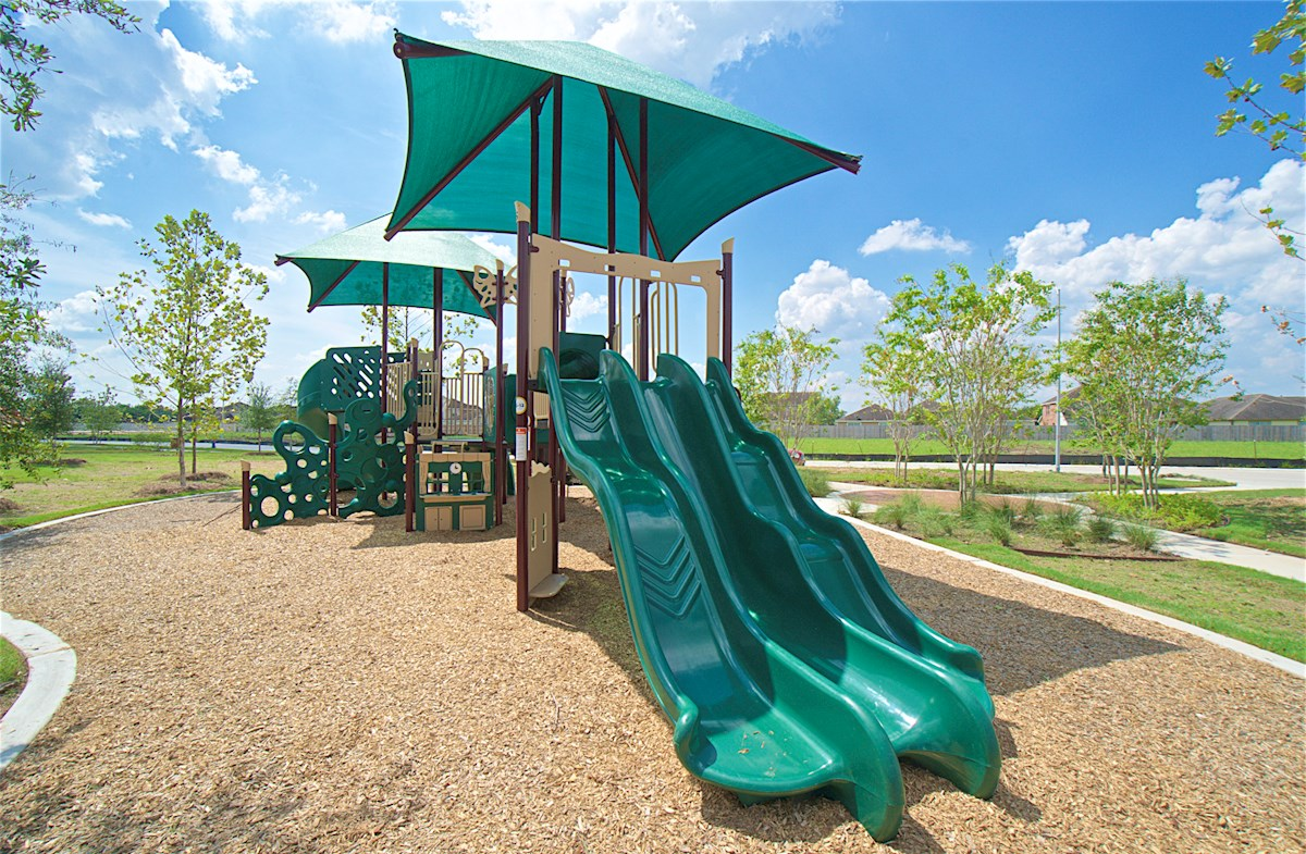 playground and scenic walking trails