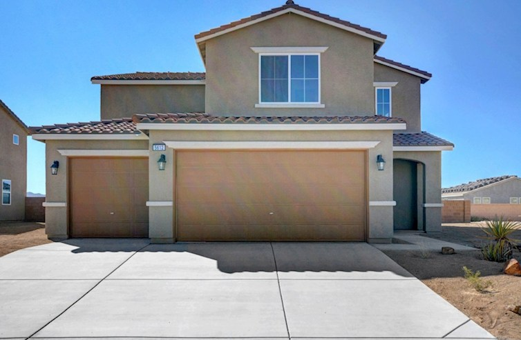 Sienna Elevation Spanish Colonial quick move-in