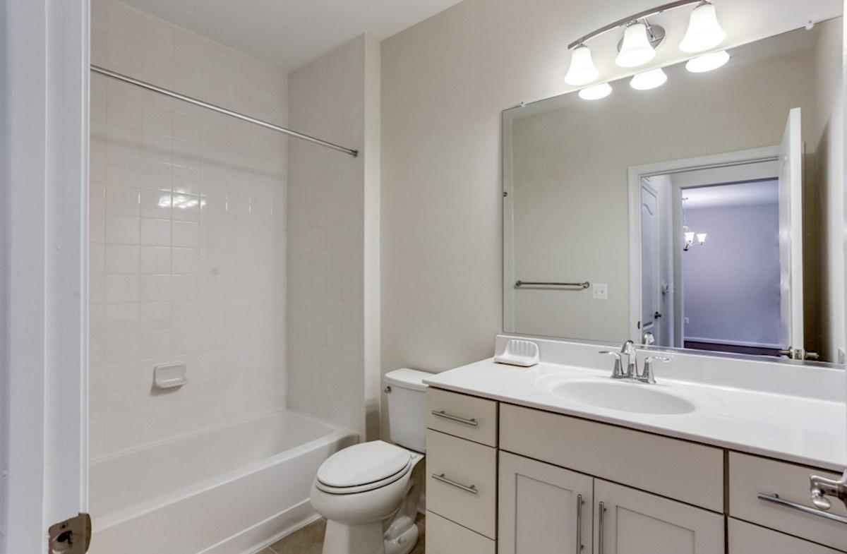 Aspen with Study quick move-in Aspen Secondary Bathroom