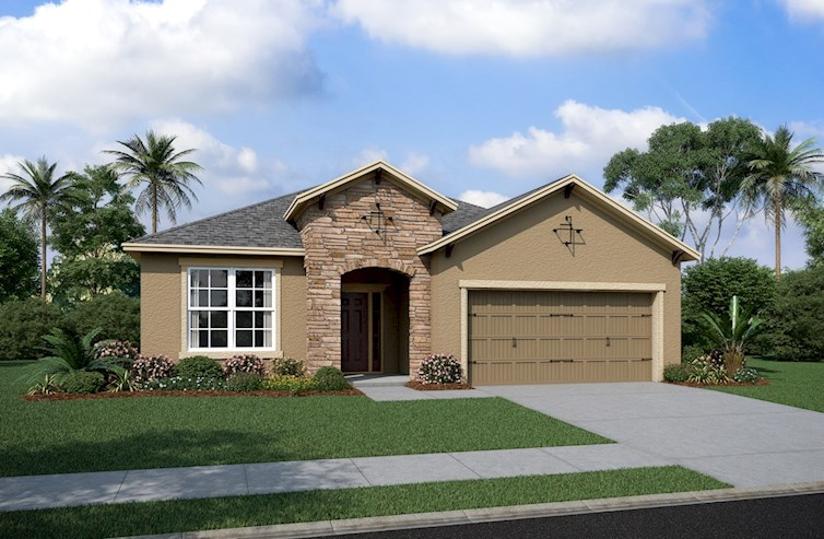 Sea Breeze Elevation Tuscan L