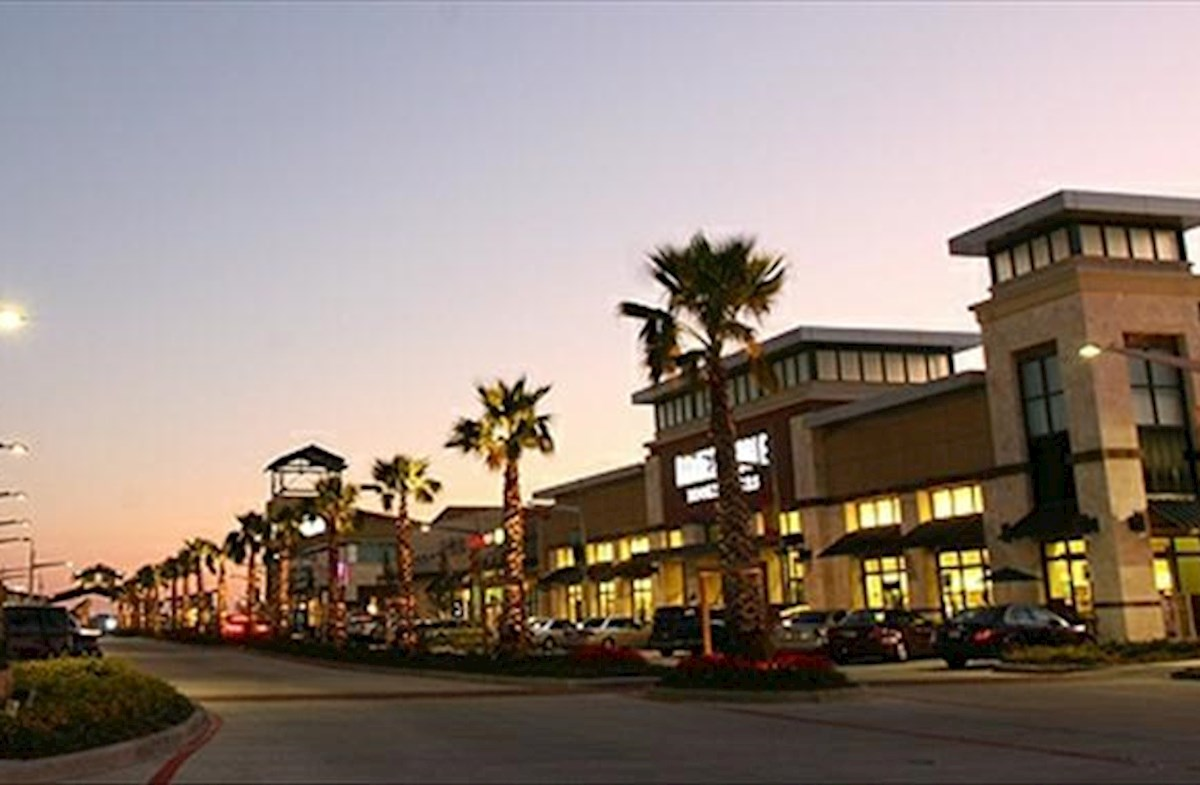 entertaining Pearland Town Center