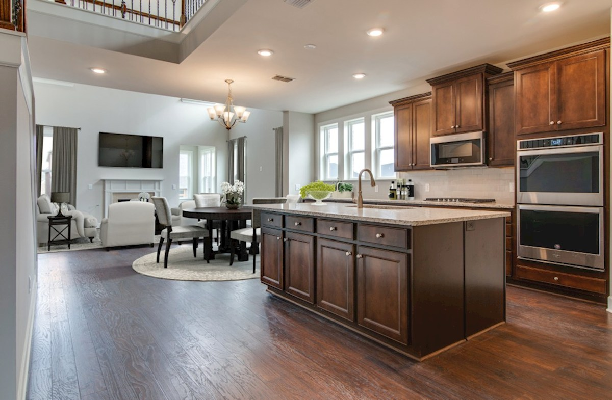 Dogwood quick move-in chef-inspired kitchen