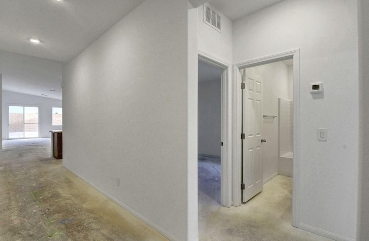Zion quick move-in Open Foyer - homesite #6