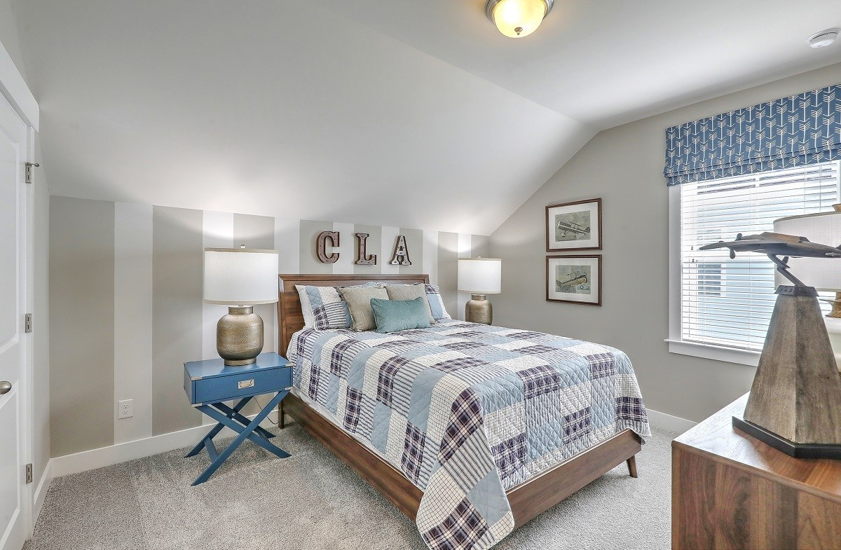 Jasmine Point at Lakes of Cane Bay Sweetgum charming secondary bedroom