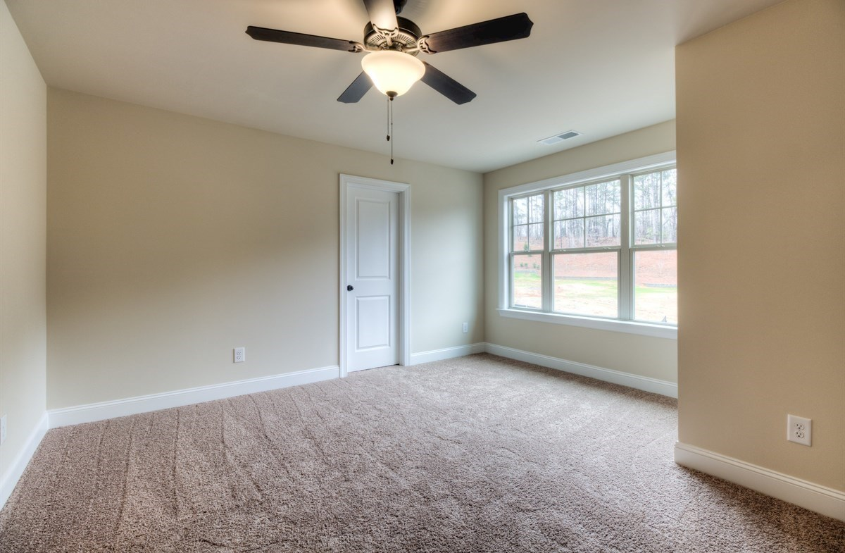 Stockton quick move-in Secondary Bedroom With Ceiling Fan