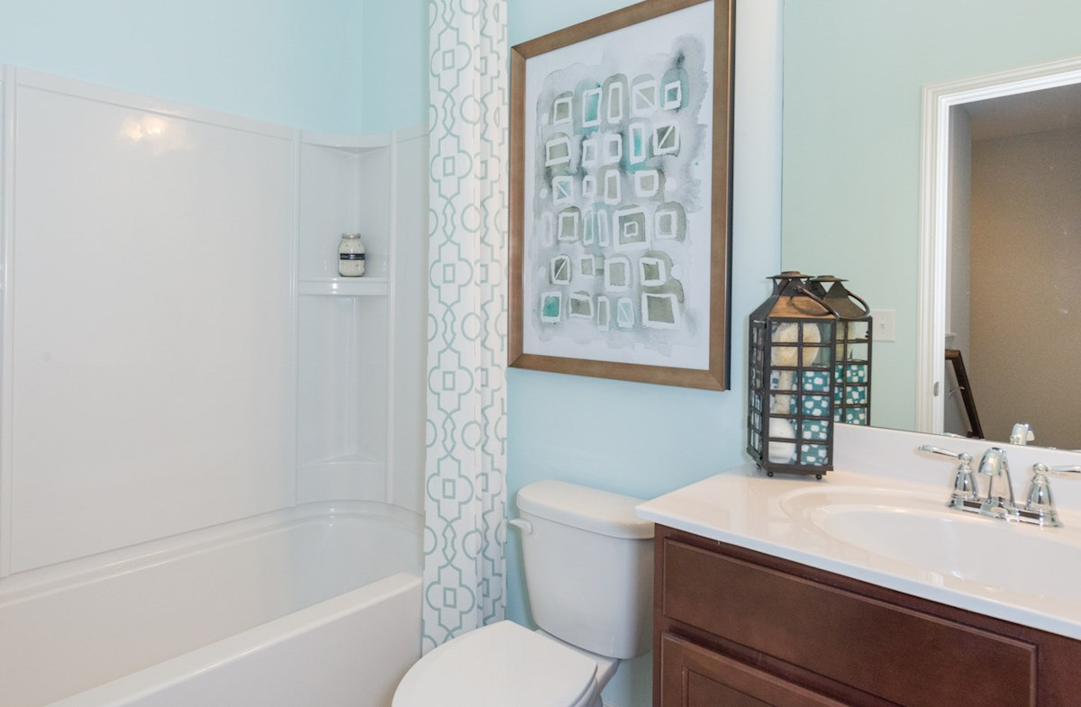 Peachtree Creek Township Ashland Relax in spacious secondary bathrooms