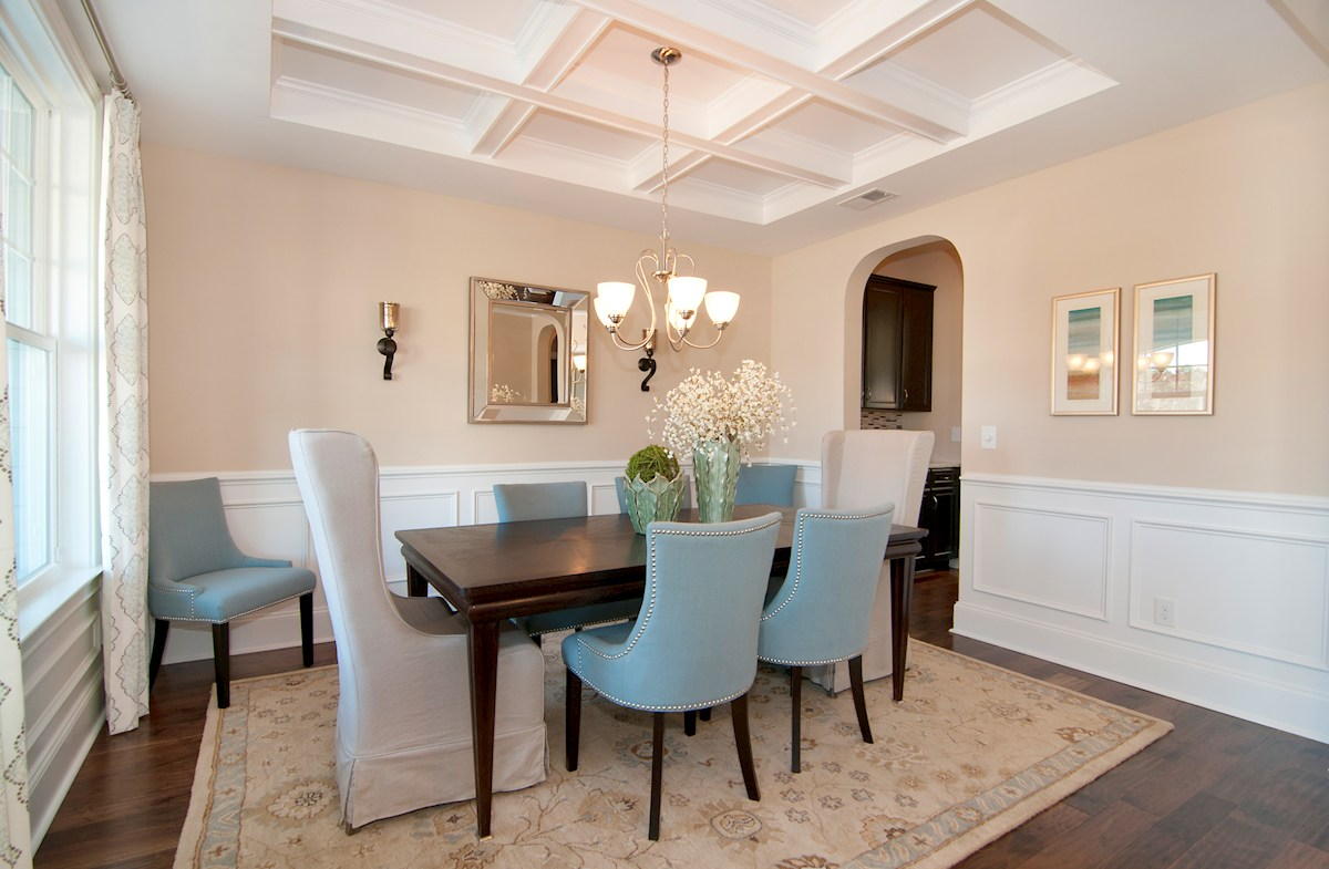 Belle Mer Ivey Dining Room with Pass Thru off Kitchen