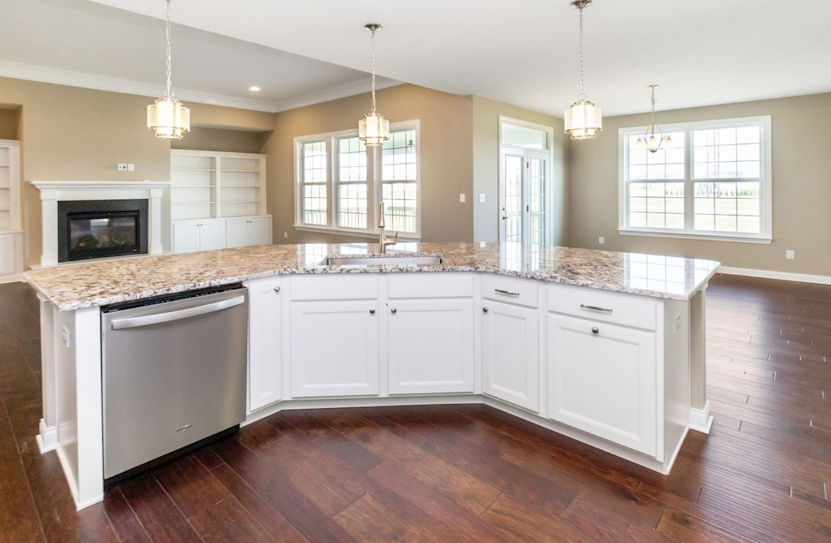 Capitol quick move-in Open-concept layout perfect for entertaining