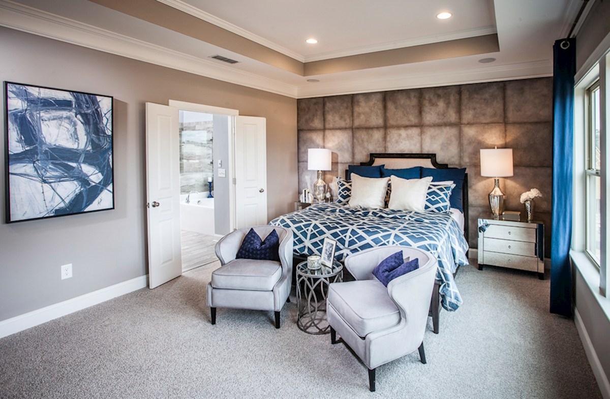 Peak 502 Dogwood Master Bedroom