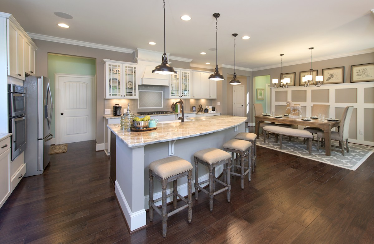 Cypress Meadow Somerset New kitchen