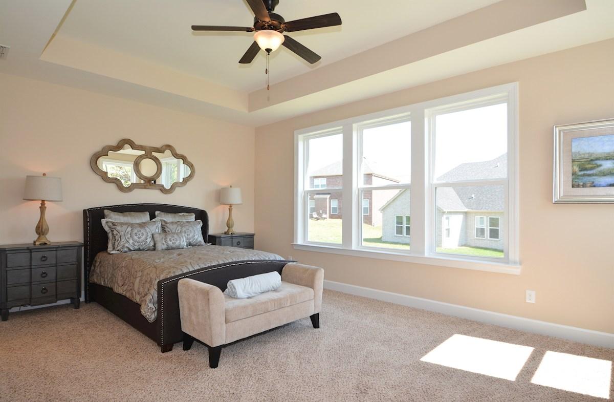 Whittmore Hayden light-filled master bedroom