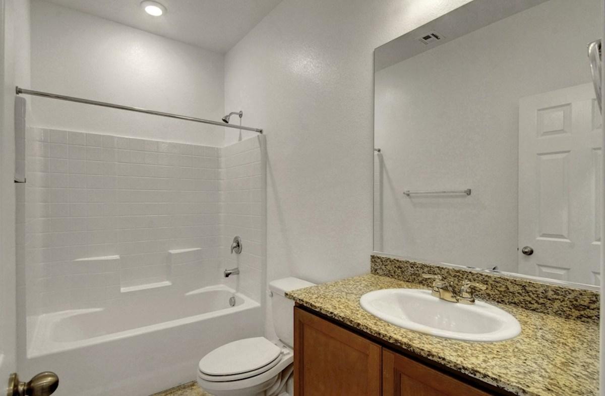 Zion quick move-in Secondary Bathroom - homesite #06