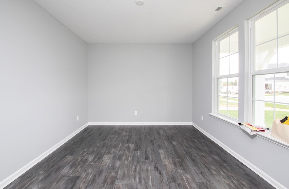Shelby quick move-in study with hardwood floors