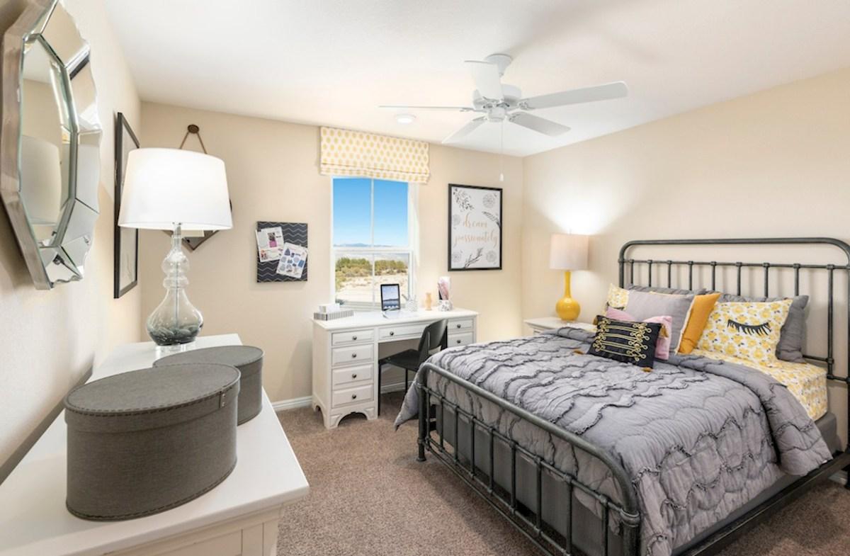 Burson Verano airy secondary bedroom