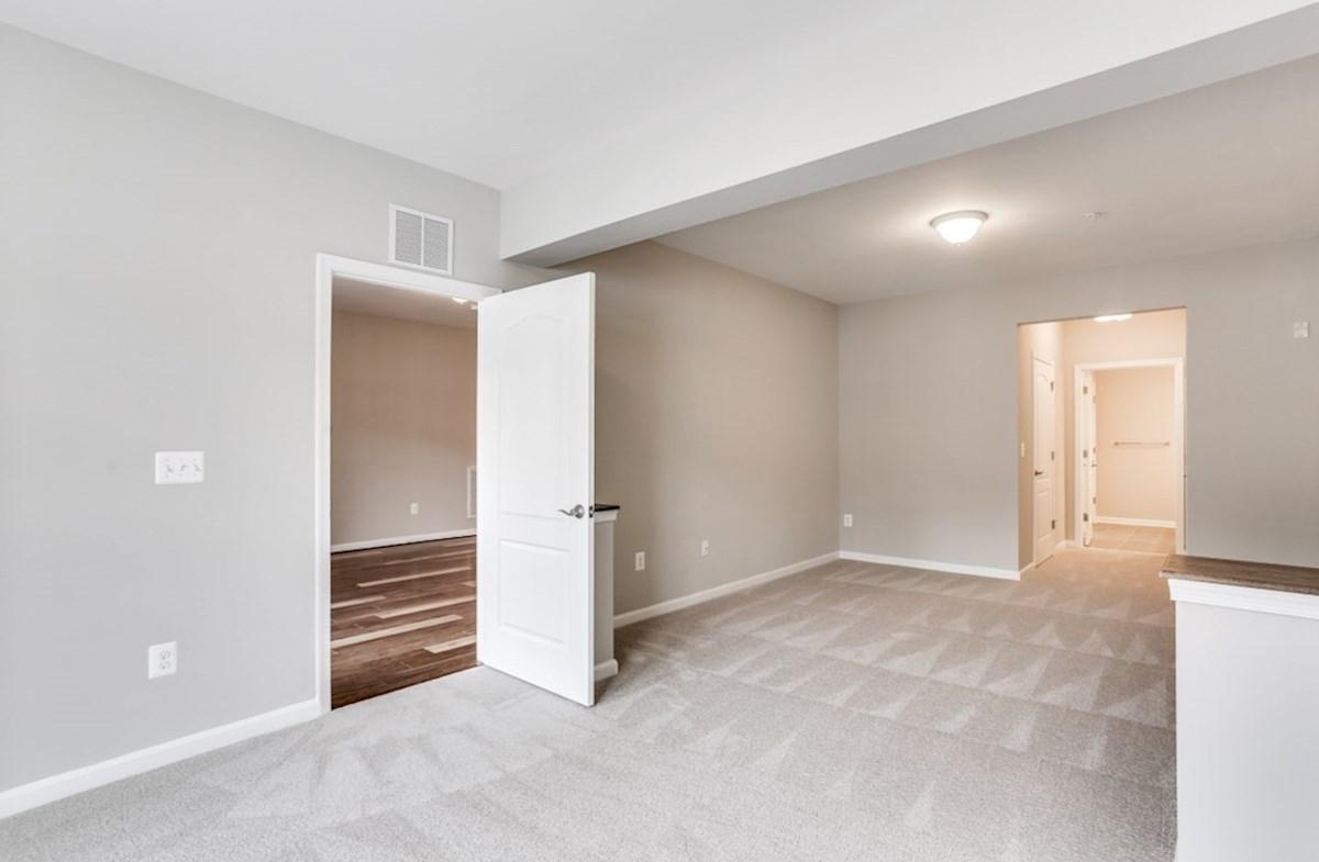 Aspen quick move-in Aspen Master Suite