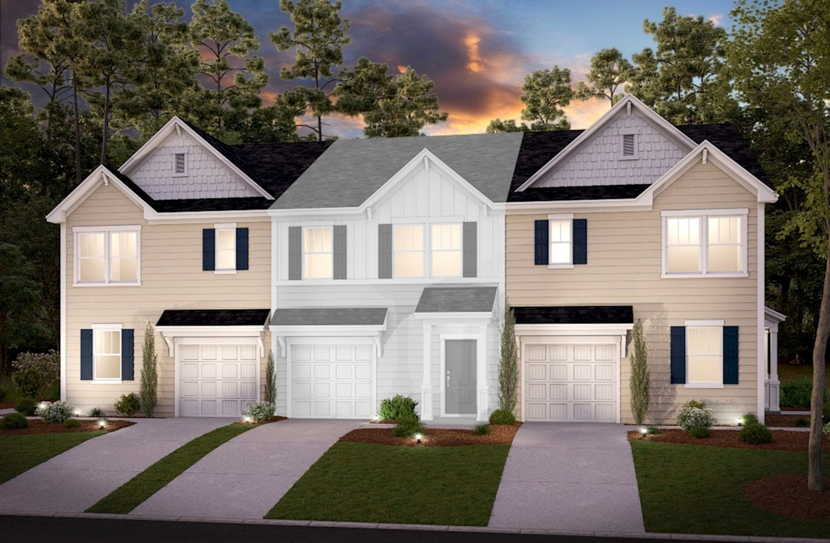 Pineview Home Plan in Hunt Club, Pooler, GA | Beazer Homes
