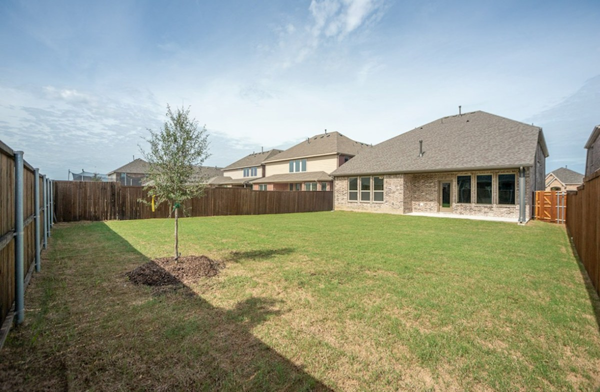 Blackburn Elevation French Country M quick move-in