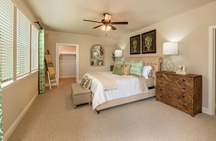 Wiltshire en Gatherings® at Mercer Crossing Habitación principal de Wiltshire