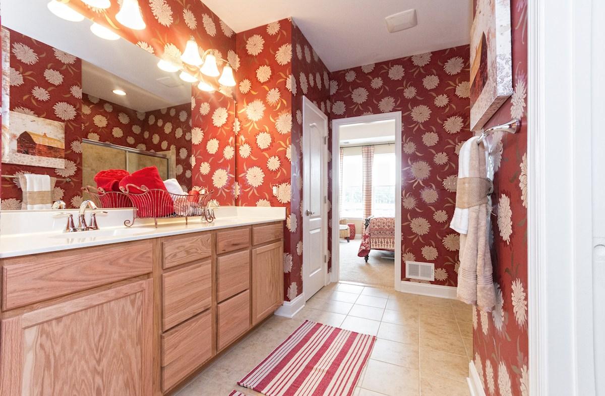 Bishop's Landing Darley Darley Master Bathroom