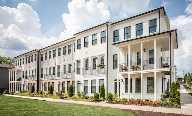 Townhome Video Tour