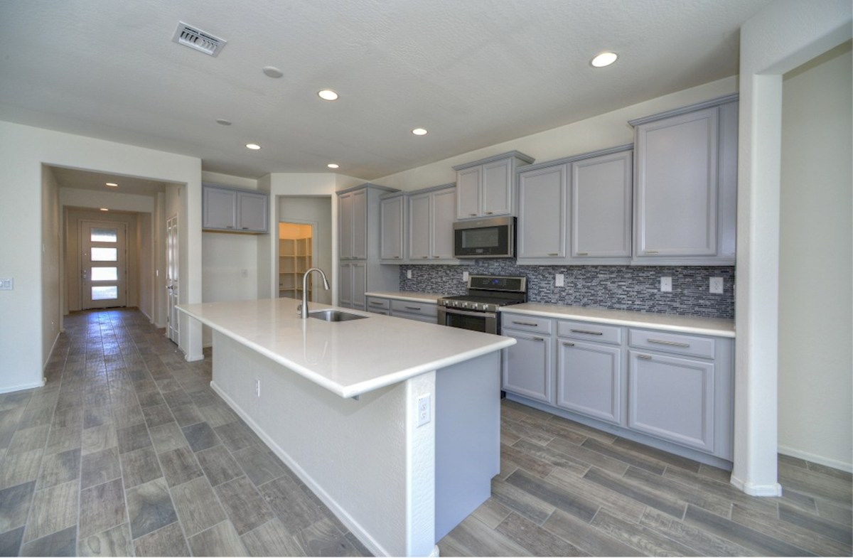 Chaparral quick move-in upgraded granite countertops