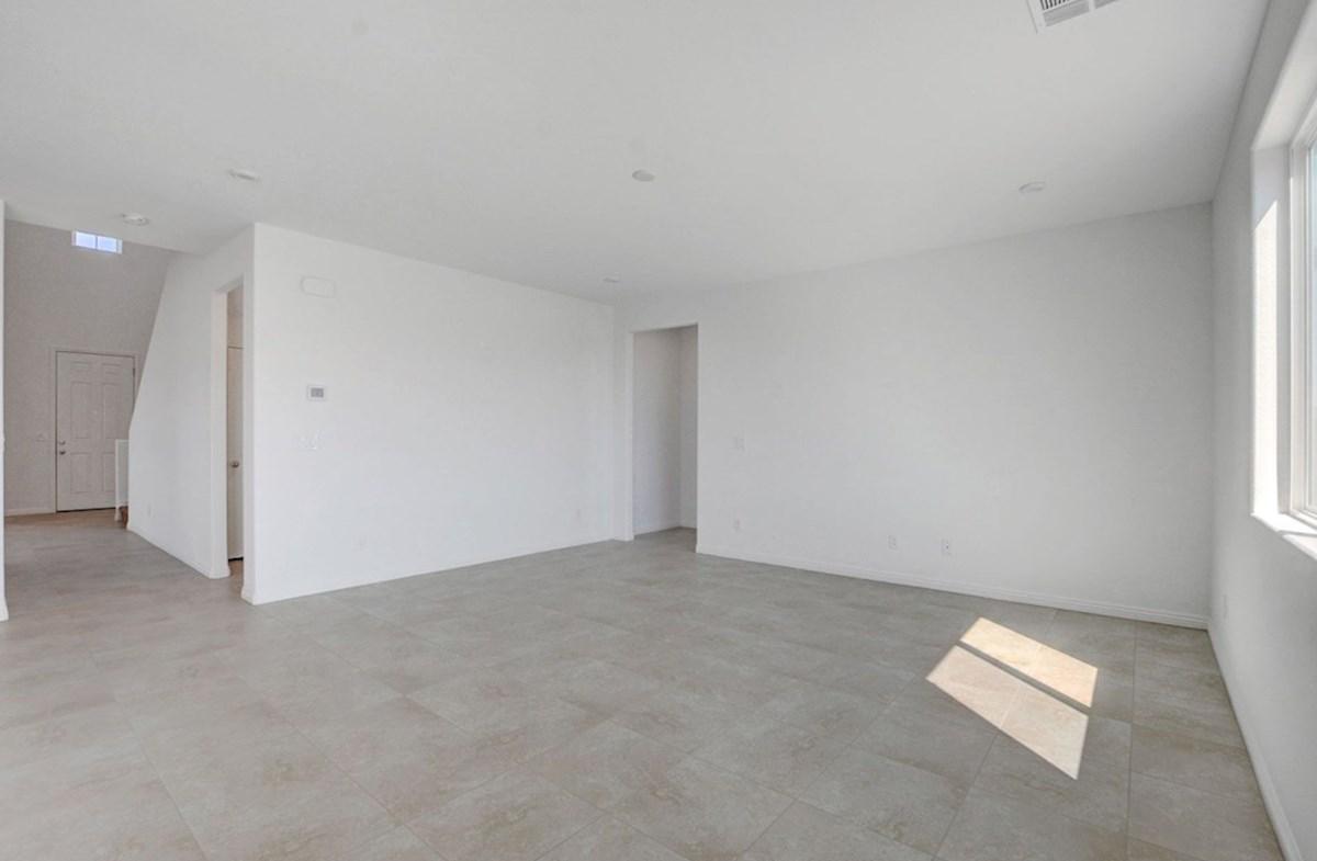 Verano quick move-in Burson Enclave, Pahrump,NV  Verano Great Room