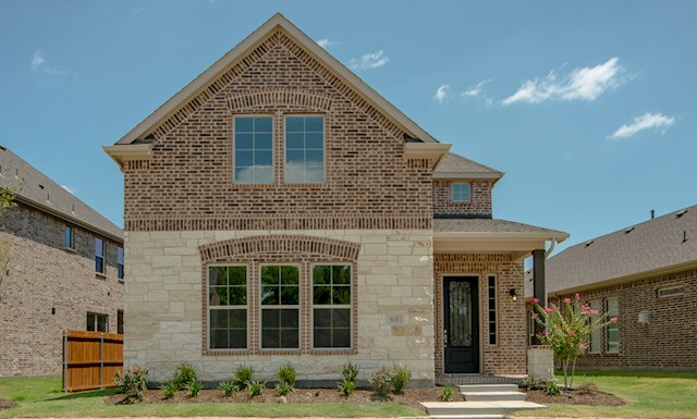 Brenham floor plan virutal tour