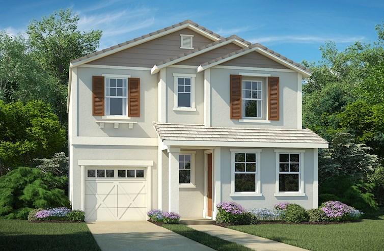Residence 4 Elevation Cottage
