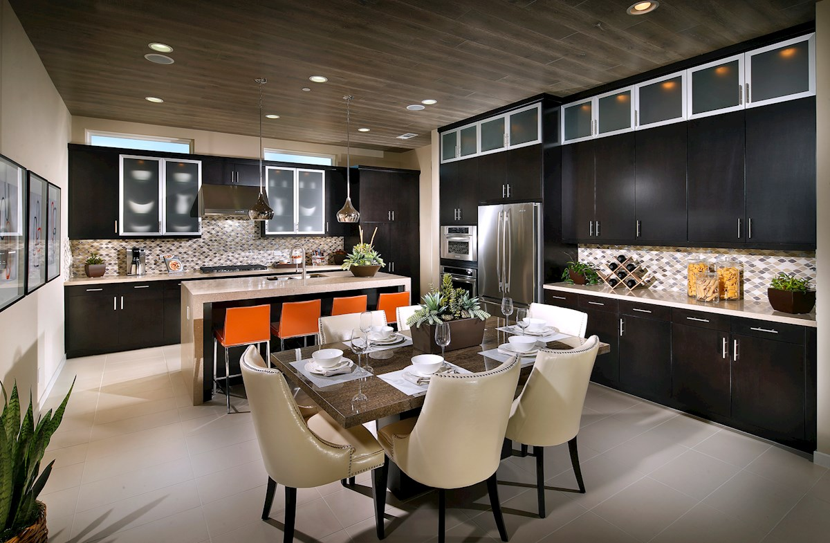 chef-inspired kitchen