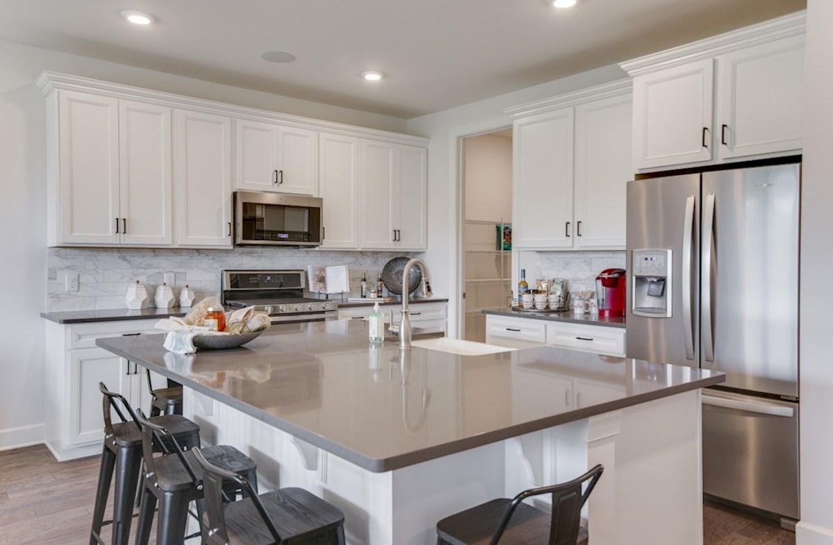 Herrington Landon chef-inspired kitchen