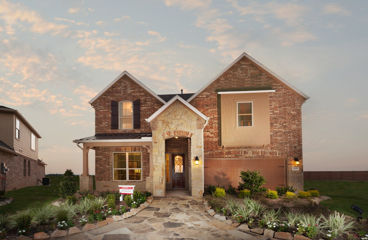 Galveston Elevation French Country O